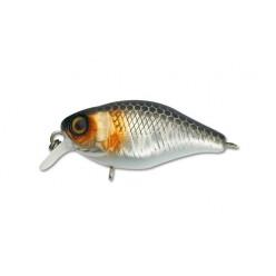 Воблер Jackall Chubby 38 4.0 г uv mat silver & black