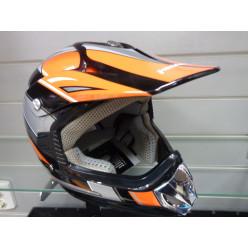 Шлем - кросс детcкий МС110 черн тип 25 MICHIRU р.L