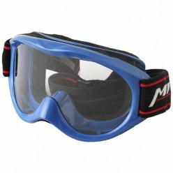 Очки кроссовые MICHIRU G980  синие