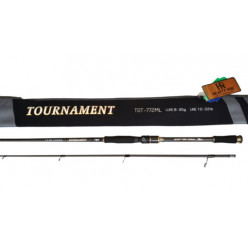 Спиннинг Hearty Rise Team Dubna Tournament Limited TDT-822M 250 10-42