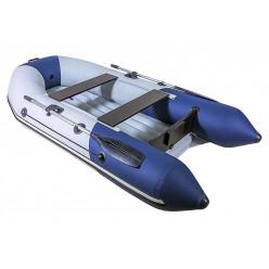 Лодка Таймень NX 2800 НДНД светло-серый/синий
