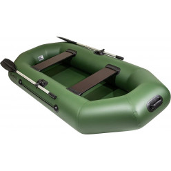Лодка Барс 260 зелёный