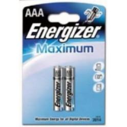 Элемент пит ENERGIZER Max AAA LR03 FSB2, FSB4