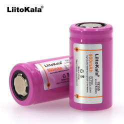 Аккумулятор LiitoKala 18350 900mAh