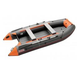 Моторная лодка ПВХ Zefir 3500 LTграфит/оранжевый НДНД