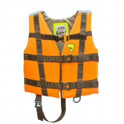 Жилет детский Aquatic страховочный ЖС-06ДЛ р.34-38