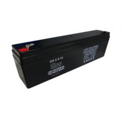 Аккумулятор GS  12-2,3  12В