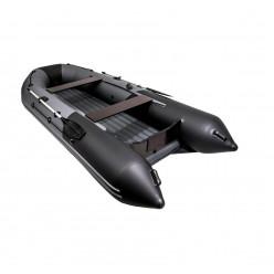 Лодка Таймень NX 3600 НДНД Pro графит/чёрный