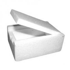 Мотыльница пенопластовая прямоугольная 5.5*8