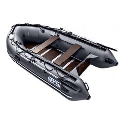 Моторно-гребная лодка APACHE 3700 СК графит