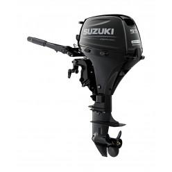 Лодочный мотор SUZUKI DF 9.9 BS румпель 44кг инжектор