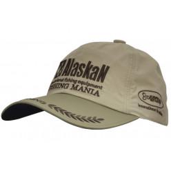 Бейсболка Alaskan Summer хаки