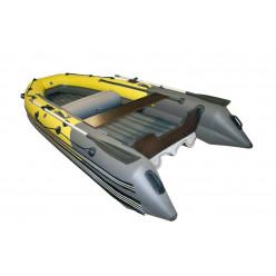 Лодка REEF-370 СКАТ пластиковый транец