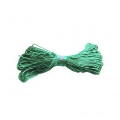 Шнур полипропиленовый 5мм 100 м зеленый