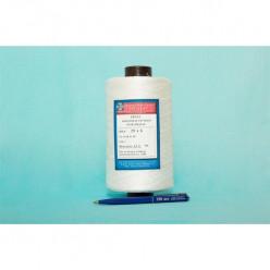 Нить 29*6 (0.66 мм) 500г белая
