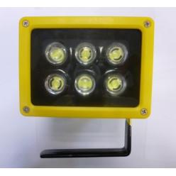 Прожектор аккум TG205-GLM