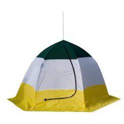 Палатка зим. зонт 2-мест дышащая