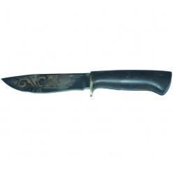 """Нож """"Ястреб""""кован.с гравиров.95*-18"""