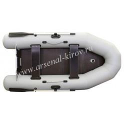 Лодка надувная моторная ПВХ Фрегат 300 ЕК