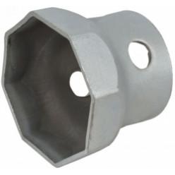 Ключ для клапана металлический 8-гранный