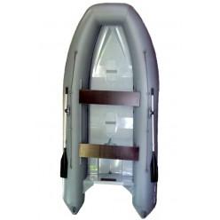 Лодка надувная моторная РИБ WinBoat 375R LUXE