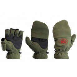 Перчатки-варежки Alaskan ColvilleMagnet р.M хаки