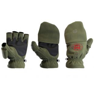 Перчатки-варежки Alaskan Colville р.XL хаки