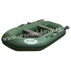 Лодка надувная ПВХ Flinc F260L