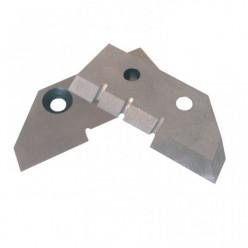 Ножи для ледобура Тонар ЛР-150 2шт в футляре