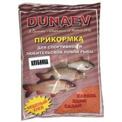 Прикорм DUNAEV CPкарп-клубника 900гр