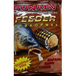 Прикормка DUNAEV CP карп-фидер 900гр