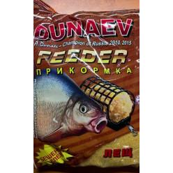 Прикормка DUNAEV CP лещ-фидер 900гр