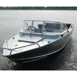 Алюминиевый катер Wyatboat-460 Pro