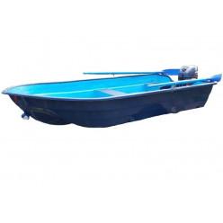 Лодка стеклопластиковая Неман-340