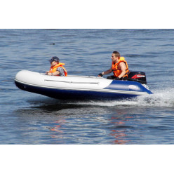 Лодка надувная Badger Heavy Duty 390 AL
