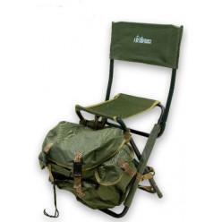Рюкзак Comfortika YD0605 со стулом со спинкой H-2029