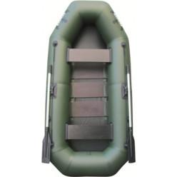 Лодка ПВХ гребная надувная SKIPPER S260