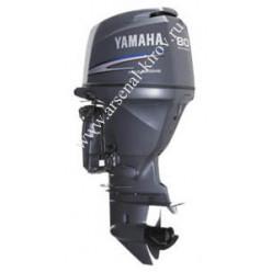 Лодочный мотор YAMAHA F 80 BETL 4 тактный электро дист 170кг