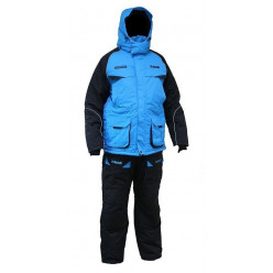Костюм зимний Alaskan NewPolar синий/черный р.XL