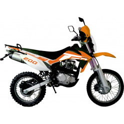 Мотоцикл Racer RC200GY-C2 Enduro
