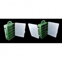 Коробка ТК-1 двусторонняя  12+5 отделений
