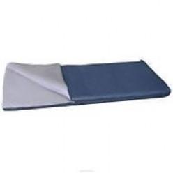 """Сп.мешок одеяло б/п 200*77""""Валдай 300""""синий(t 0;+15) 1,4кг"""