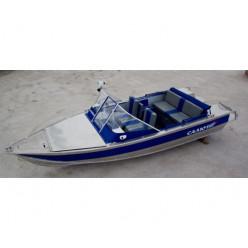 Лодка алюминиевая Салют-525