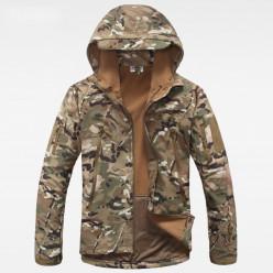Cофтшел куртка М мультикам