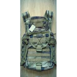 Рюкзак 25л коричневый 6023