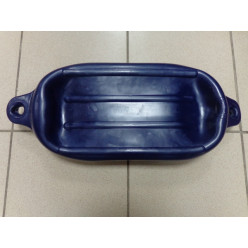 Кранец 585*170мм бел.(синий) G-4|12 FG-4B
