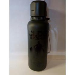 Бутылка термозащитная с узким горлом