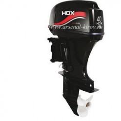 Лодочный мотор  HDX Т 40 FWS 2-тактный