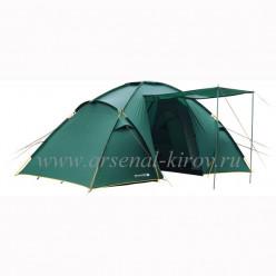 Палатка GREENELL Virginia 6 плюс зеленый размер 200/515/200 см