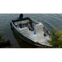 Катер алюминиевый TUNA Boats 420 PL F